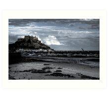 Gorey Castle Art Print