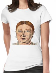 Queen Vic Womens Fitted T-Shirt