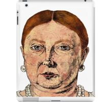 Queen Vic iPad Case/Skin