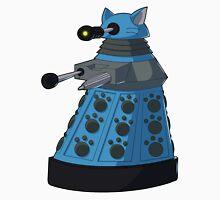 Blue Kitty Dalek T-Shirt