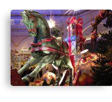 Happy Holidays...Las Vegas Style! Canvas Print