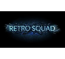 Retro Squad Series Photographic Print