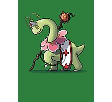 Reverence Core - Meganium White Mage Photographic Print