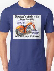 Ezcat's Saloon T-Shirt