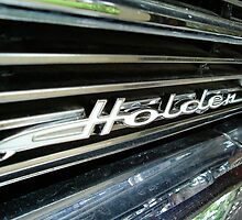 HR Holden Badge by jasondaley