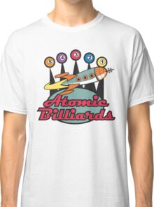 Vintage T-Shirts Billiards Classic T-Shirt