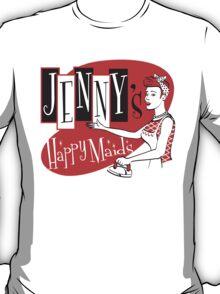 Vintage T-Shirts Maid T-Shirt