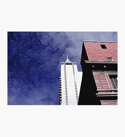 Uneased Sky  Photographic Print
