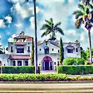 My Favorite House on Hollywood Blvd (Florida) by GolemAura