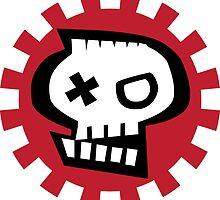 Get some tuff skull.  by johnmduggan