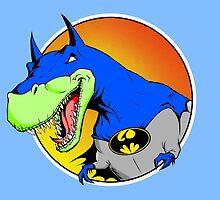 Bat-Rex by Perfidia