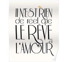 DREAMS & LOVE Poster