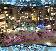 Christmas Greetings for Redbubble Artists... by Carol Clifford