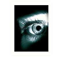 Eye On You Art Print