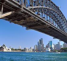 Icons of Sydney by Terry Everson