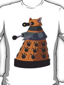 Orange Dalek T-Shirt