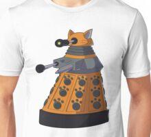 Orange Dalek Unisex T-Shirt