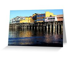Monterey Greeting Card