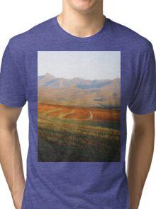an unbelievable Somalia landscape Tri-blend T-Shirt
