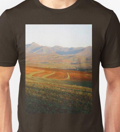 an unbelievable Somalia landscape Unisex T-Shirt