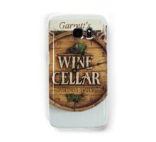 winery/grapes design  Samsung Galaxy Case/Skin