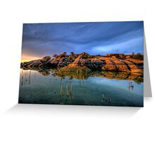 willow rock 2 Greeting Card