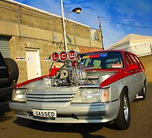 VK Wagon by JackWilby
