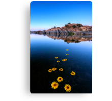 Sunflower Stretch Canvas Print