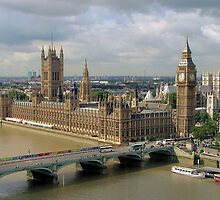 Palace of Westminster by Adri  Padmos