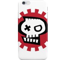 Get some tuff skull.  iPhone Case/Skin