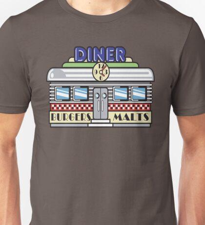 Vintage T-Shirts Restaurant Unisex T-Shirt