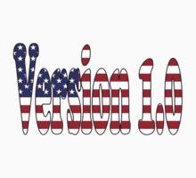 Version 1.0 USA Original American One Piece - Long Sleeve