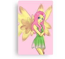 Adorable Little Pony Canvas Print