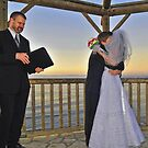 Gazebo Wedding by Walt Conklin