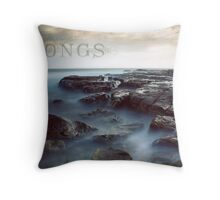 Songs From The Sea Throw Pillow