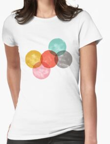 drops/2 Womens Fitted T-Shirt