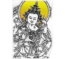 Buddha Love Poster