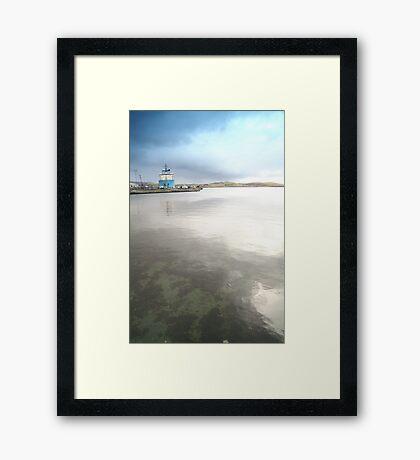 Bressay Sound Framed Print