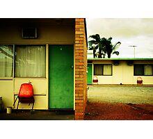 Motel Moribundity Photographic Print