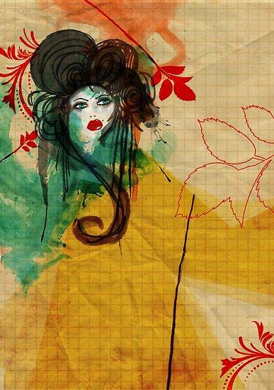 Takura's Dream by Tiffany Atkin