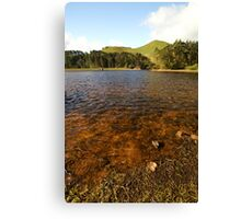 Glencorse Reservoir Canvas Print