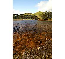 Glencorse Reservoir Photographic Print