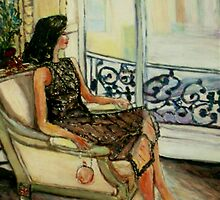 Heddy by Helena Bebirian