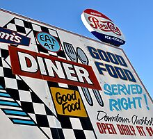 Served Right! - Archbold, Ohio by Susana Weber