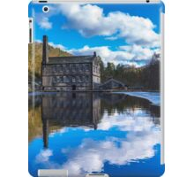 The Old Mill Pond iPad Case/Skin