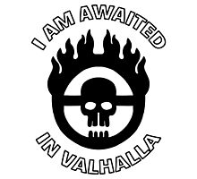 Mad Max - Warboy Skull Wheel - 'I Am Awaited In Valhalla' by MikeTheGinger94