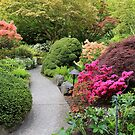 Butchart Gardens Canada by Alison Murphy
