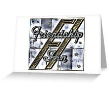 Friendship Inn Greeting Card