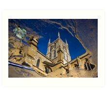 Southwark Cathedral - London Art Print