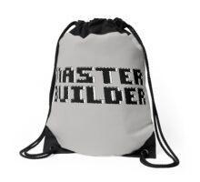 MASTER BUILDER Drawstring Bag
